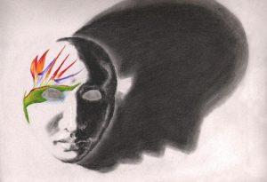 маска и тень