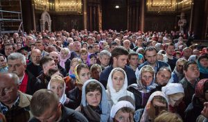 паства православная