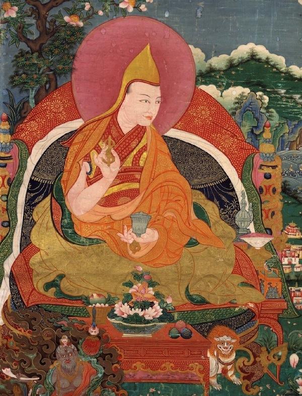 Пятый Далай Лама