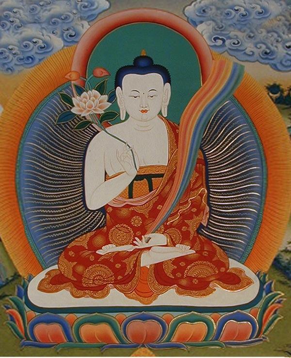 Будда Кашьяпа