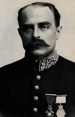 Полковник Янгхазбенд