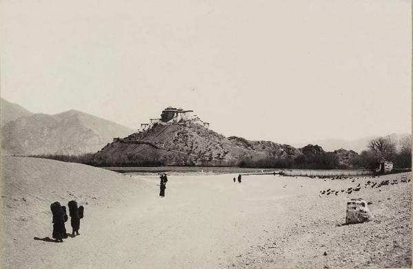 Лхаса 1900 год.
