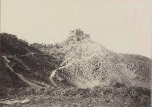 Гьянце Дзонг 1900 год.