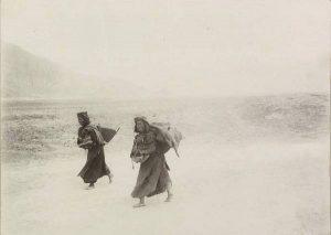 Тибетцы 1900 год.