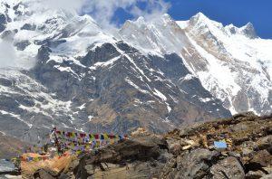 Непал - базовый лагерь Аннапурны